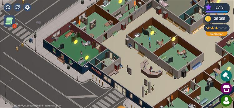 HematoGame Screenshot